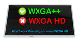 14' WXGA+ Glossy LED Screen For Dell H486N