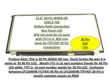 Acer ASPIRE V5-571PG-323A4G50MAS 15.6' WXGA HD SLIM replacement (WITHOUT TOUCH) LCD LED Display Screen