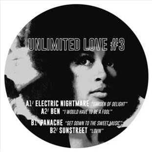 VA - Unlimited Love