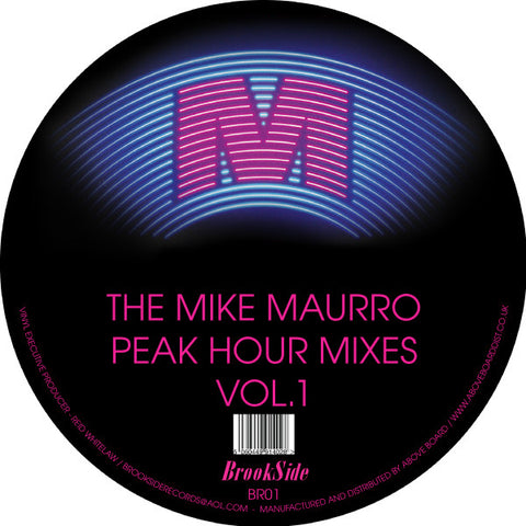 HAROLD MELVIN & THE BLUE NOTES - MIKE MAURRO PEAK HOUR MIXES VOL. 1