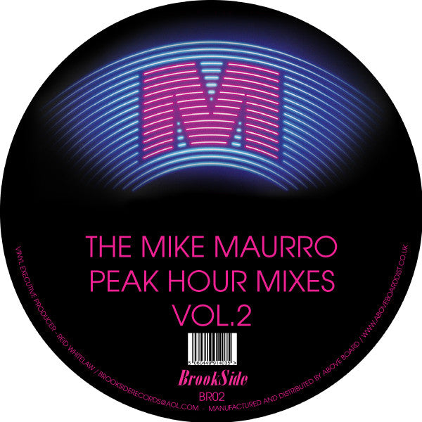 "ARTIST DAN HARTMAN / EVELYN ""CHAMPAGNE"" KING -  MIKE MAURRO PEAK HOUR MIXES VOL. 2"