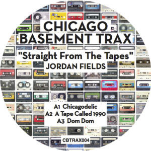 Jordan Fields - Straight From The Tapes