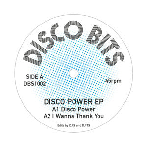 Disco Bits - Disco Power EP