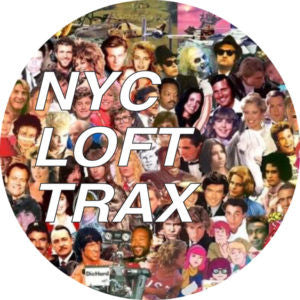NYC LOFT TRAX UNRELEASED V5 : MYSTERIES OF DUB