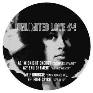 UNLIMITED LOVE UNLTD4