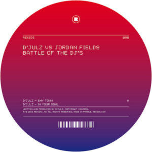 D'Julz Vs. Jordan Fields - Battle Of The Deejays