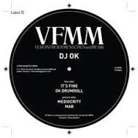 DJ OK - VFMM #8 SPECIAL SLEEVE LTD 150 UNITS