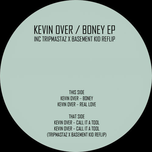 Kevin Over - Boney