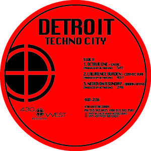 Octave One - Detroit Techno City