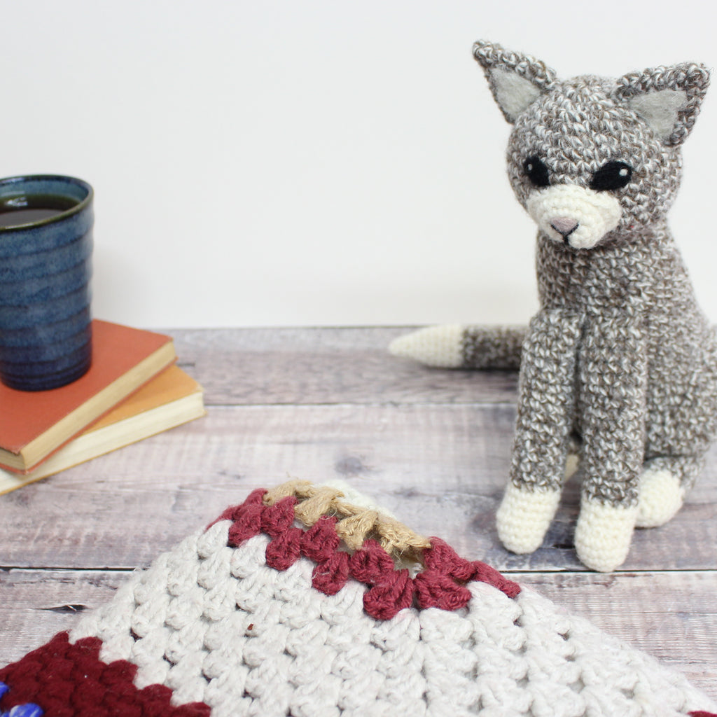 Spotlight Product - Cat Crochet Kit
