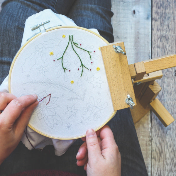 Embroidery Hoop Stand - Hawthorn Handmade