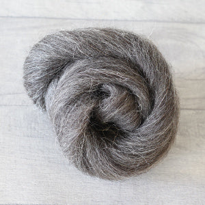 Hawthorn Handmade Herdwick Wool for Needle Felting