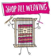 Weaving Supplies and Kits - Hawthorn Handmade