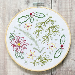 Contemporary Embroidery Kits - Hawthorn Handmade