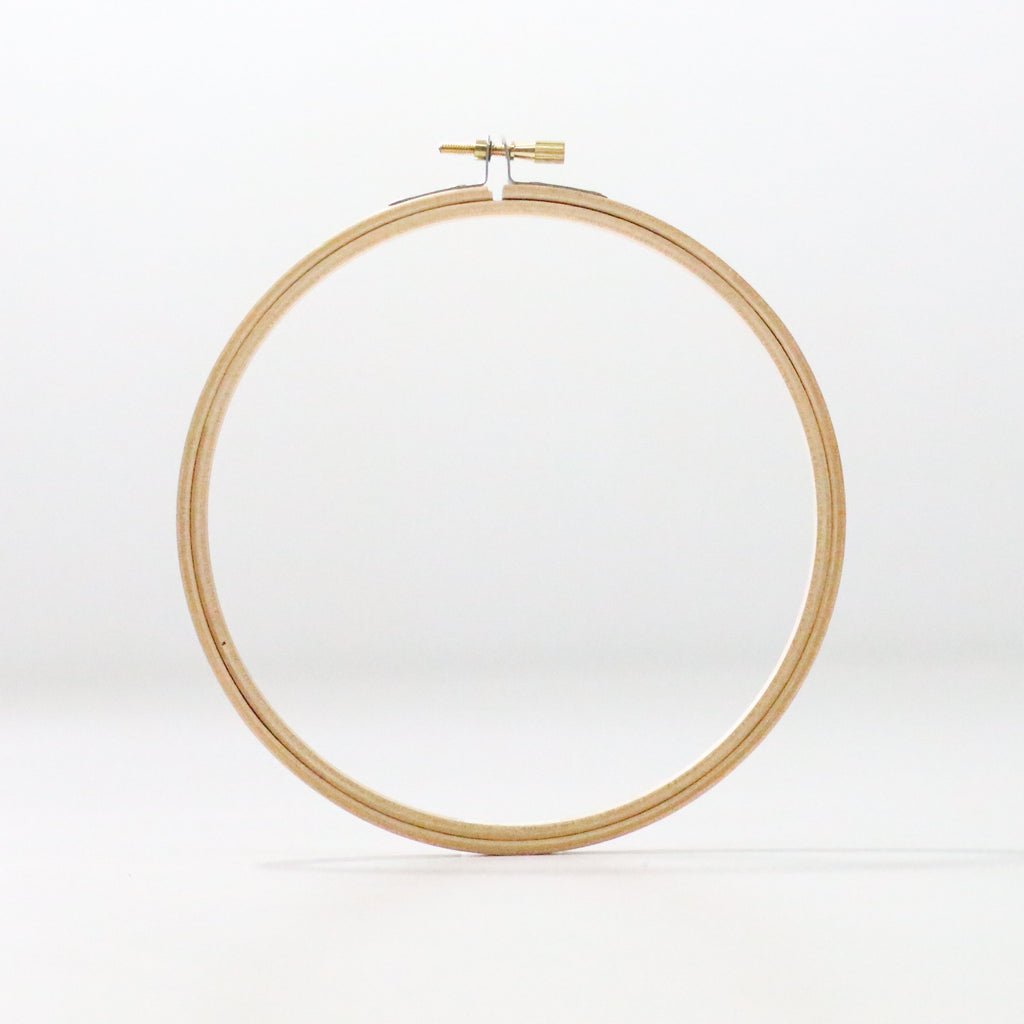 Wooden Embroidery Hoop 5""