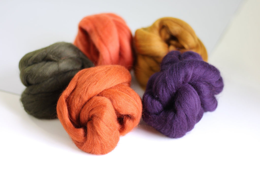 Autumn Craft Wool