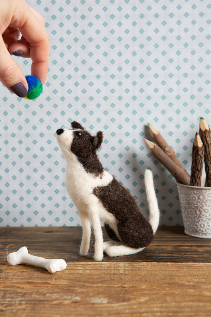 Border Collie Craft Kit