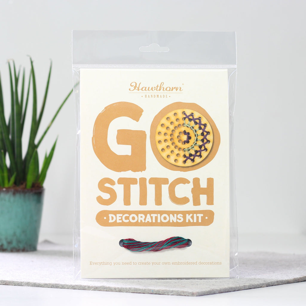 Go Stitch - Decorations Kit