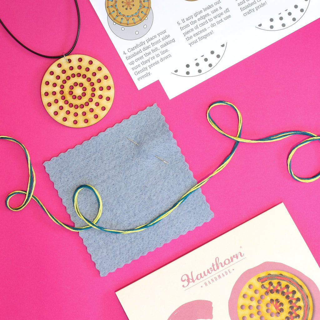 Go Stitch - Necklace Kit