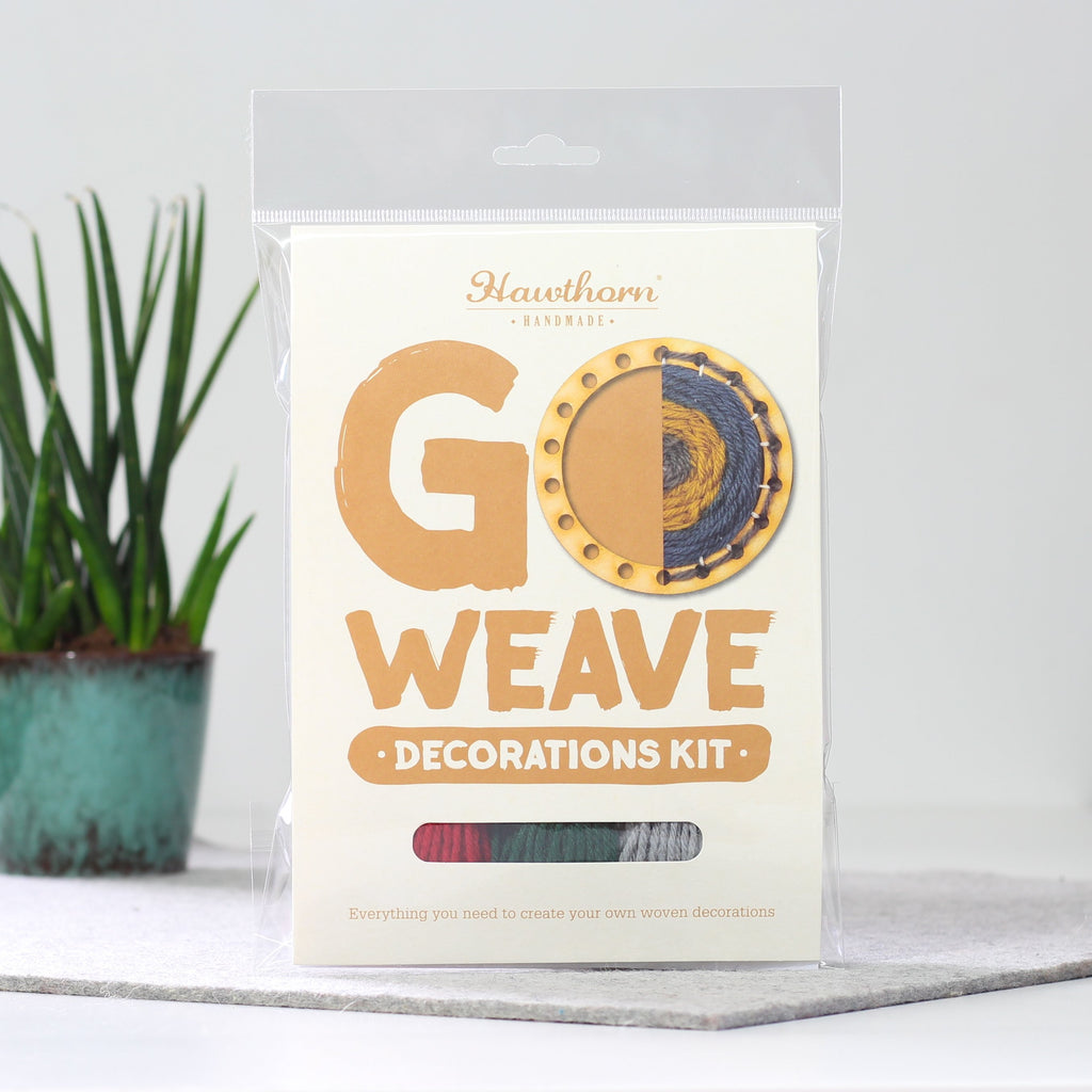Go Weave – Decorations Kit