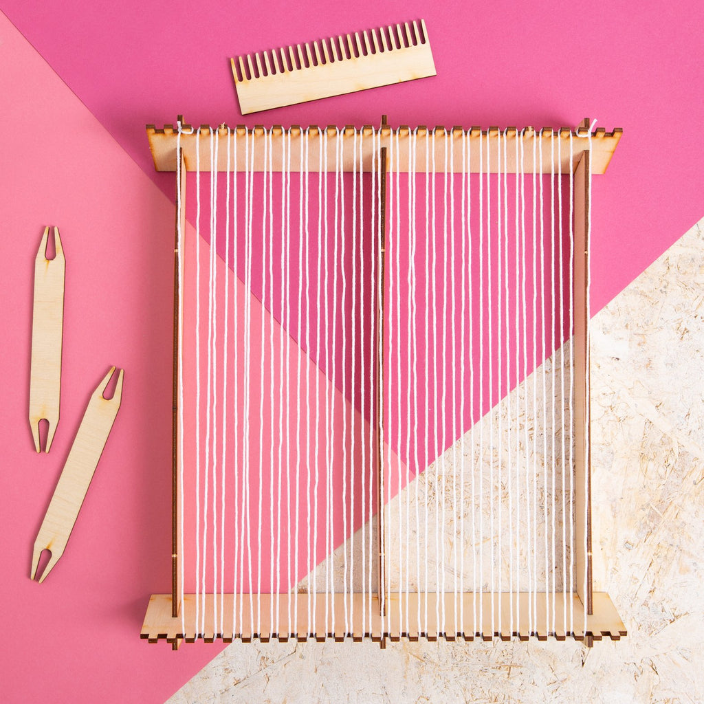 Loom - Pop-up Weaving Loom