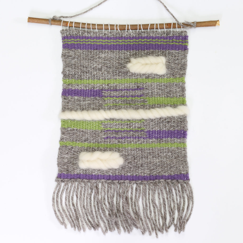 Loom - Weaving Supply Pack -  Heather & Moss