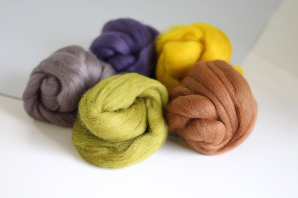 Moorland Wool Bundle Contents