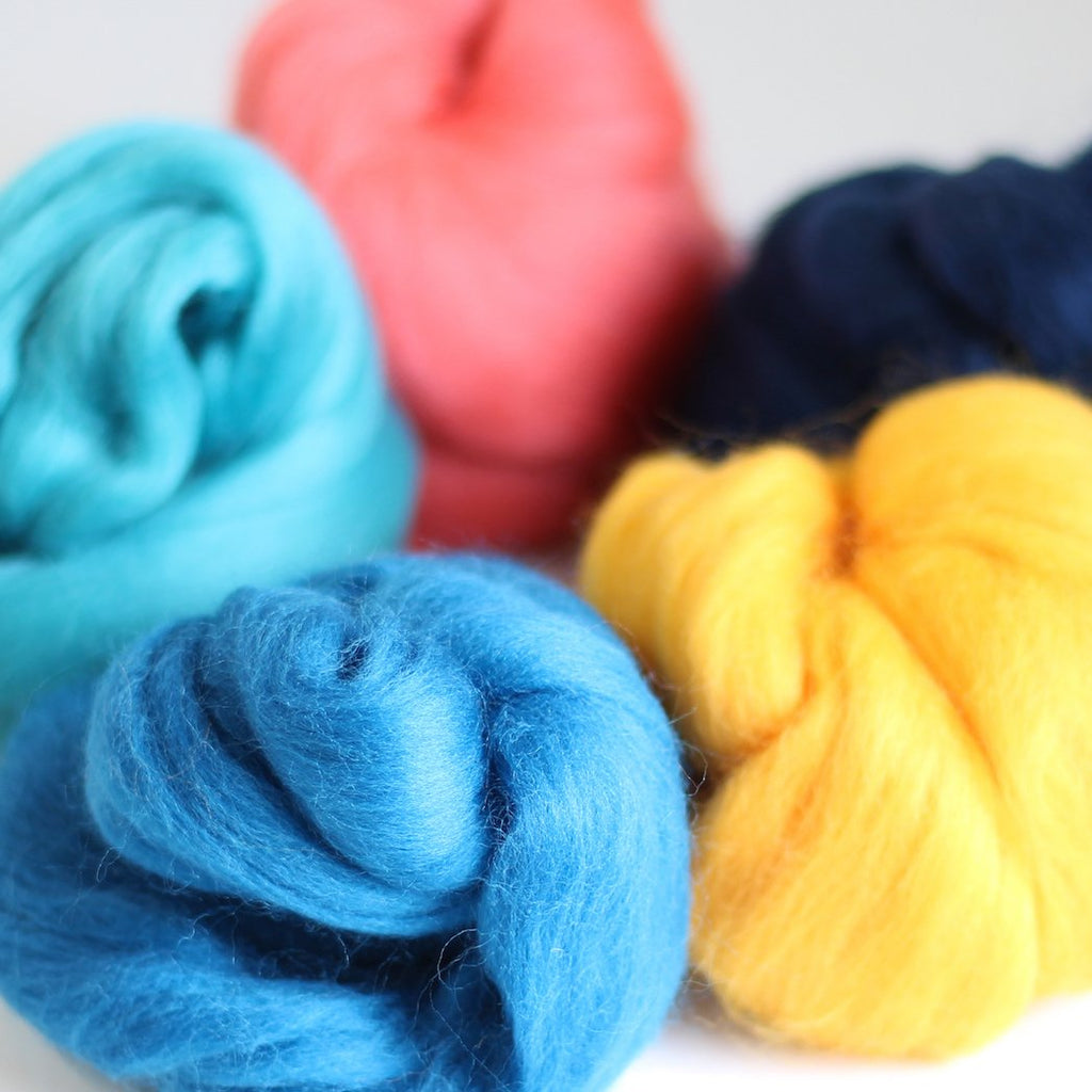 Ocean Wool Craft Bundle