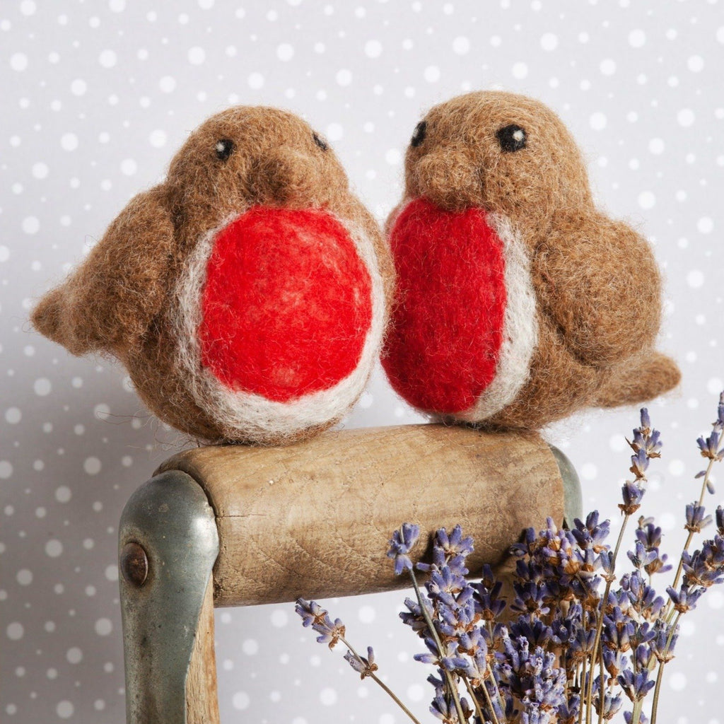 Robins Needle Felting Kit