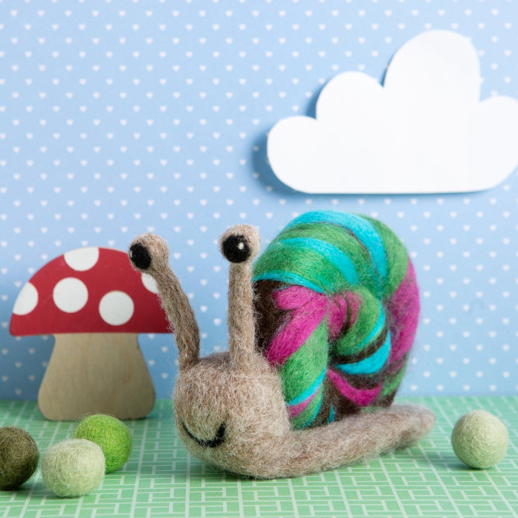 Snail Craft Kit