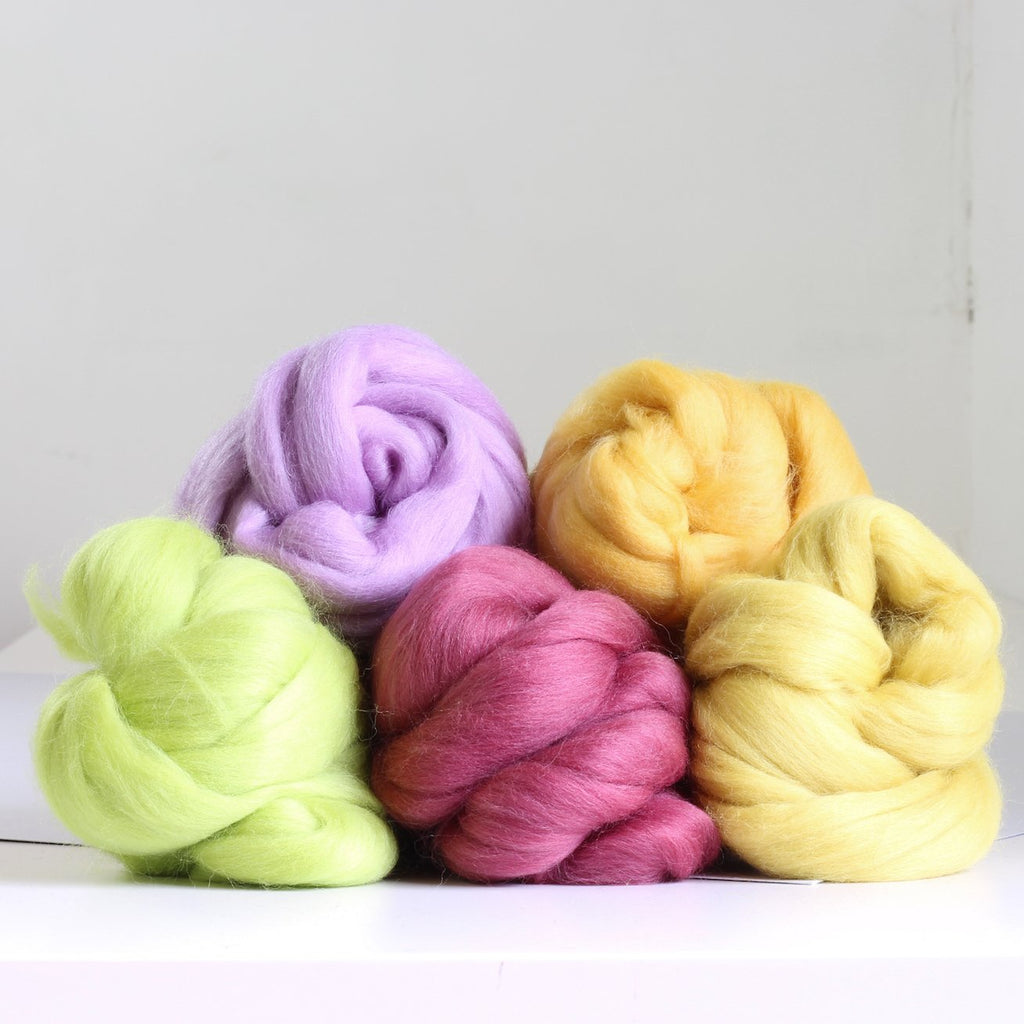 Spring Colours Wool Bundle
