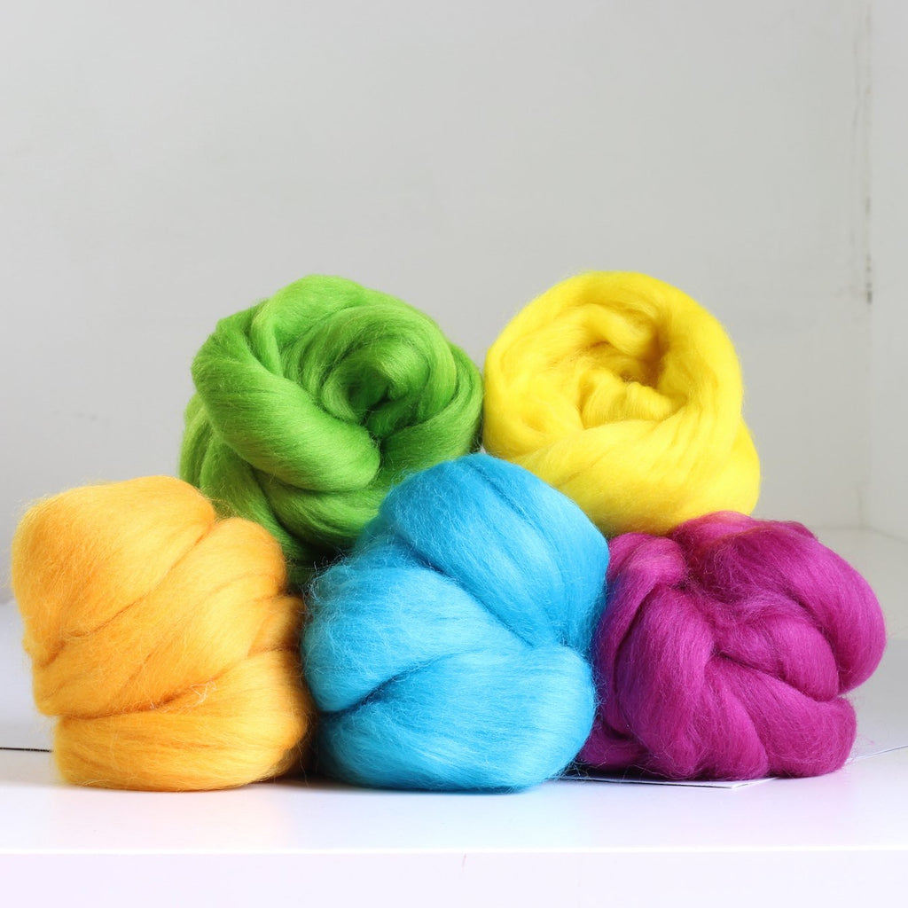 Summer Wool Craft Bundle