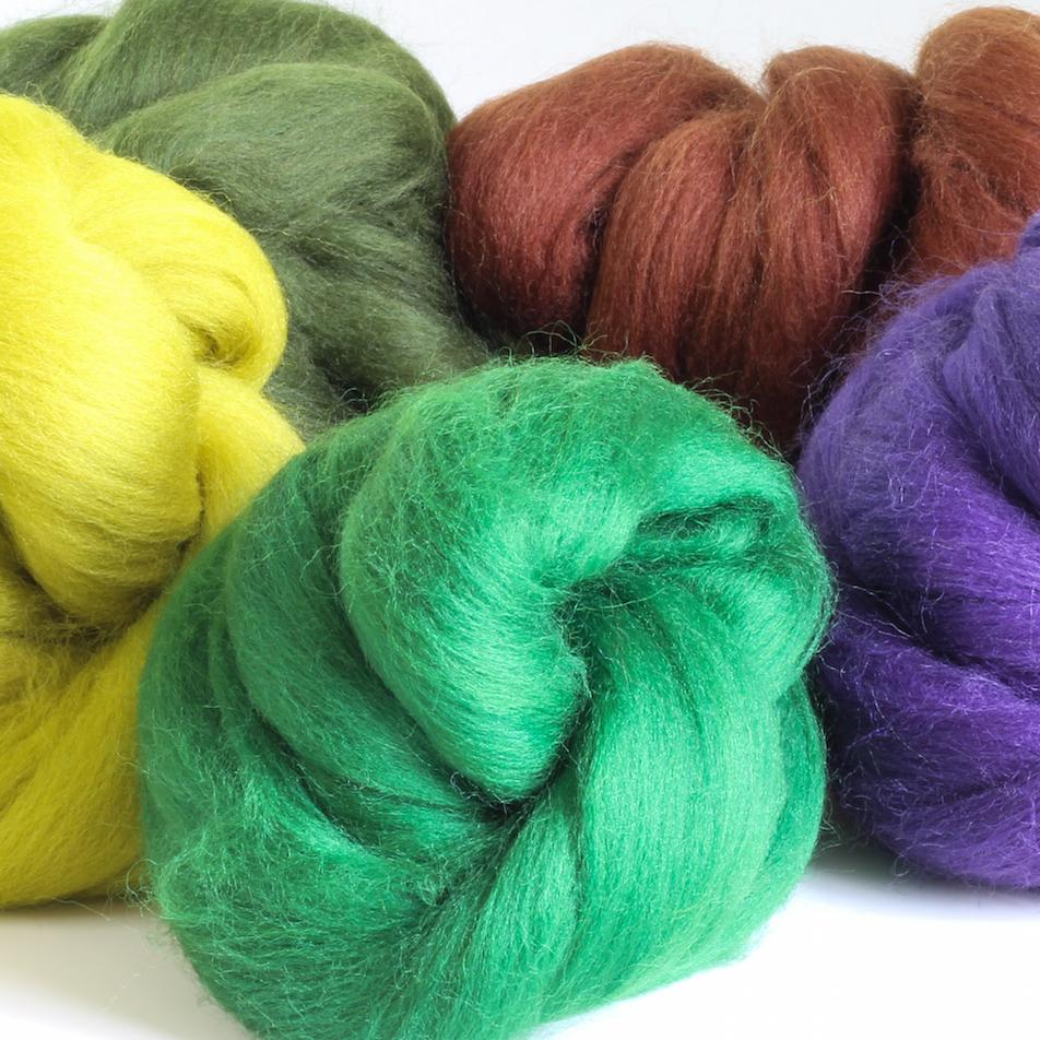 Woodland Wool Craft Collection