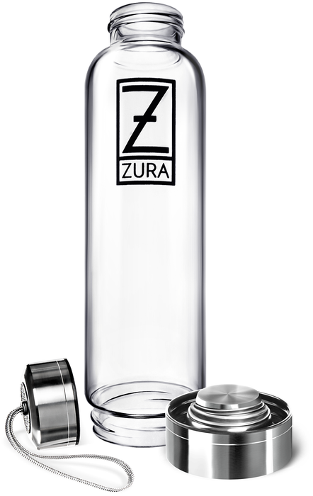 Glass Component of Crystal Water Bottle