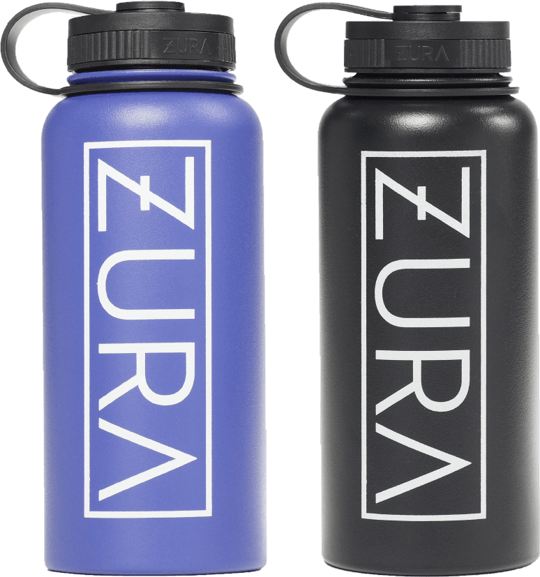 ZURA Water Bottles