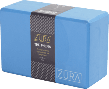 The Phena Yoga Block
