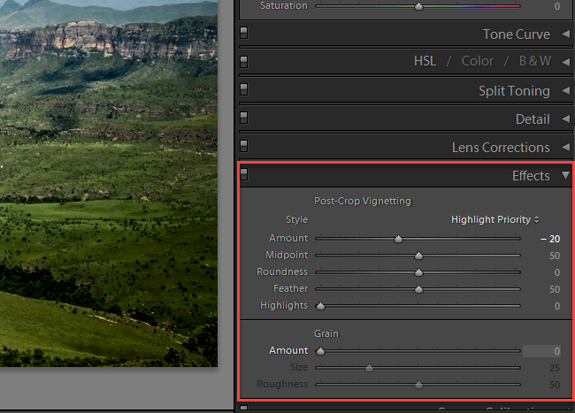 Pro Cinematic Lightroom Effect
