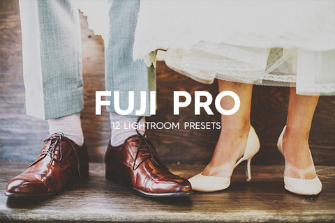 12 Fuji Pro Lightroom Presets - Premium Lightroom Presets - Dreams & Spark