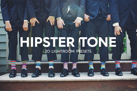 Lightroom Presets - 20 Hipster Tone Lightroom Presets