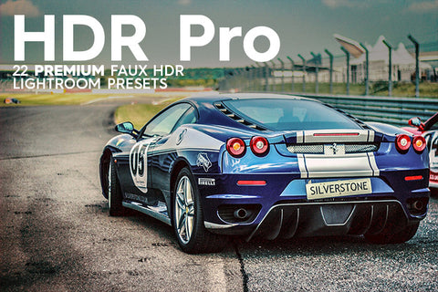 22 HDR Pro Lightroom Presets - Premium Lightroom Presets - Dreams & Spark