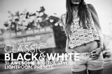 31 Classy B&W Lightroom Presets Vol. I - Premium Lightroom Presets - Dreams & Spark