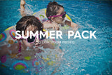 50 Summer Pack Lightroom Presets - Premium Lightroom Presets - Dreams & Spark