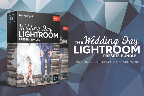 D&S The Wedding Day Lightroom Presets Bundle
