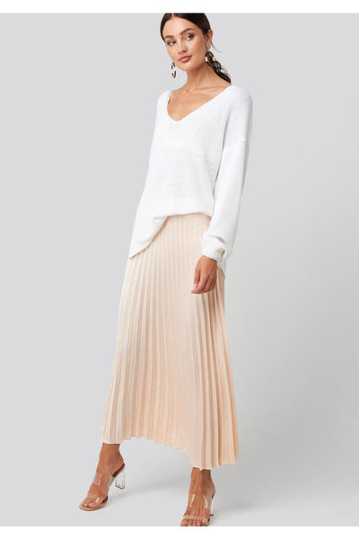 Bianca Pleated Skirt - Sarah Alexandra Boutique