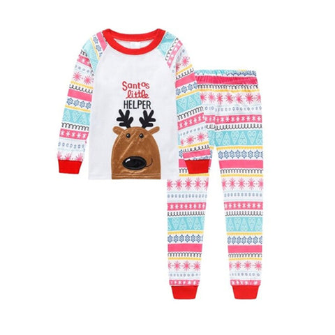 Christmas Kid Pajamas - Deer