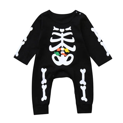 Baby Costume - Skeleton