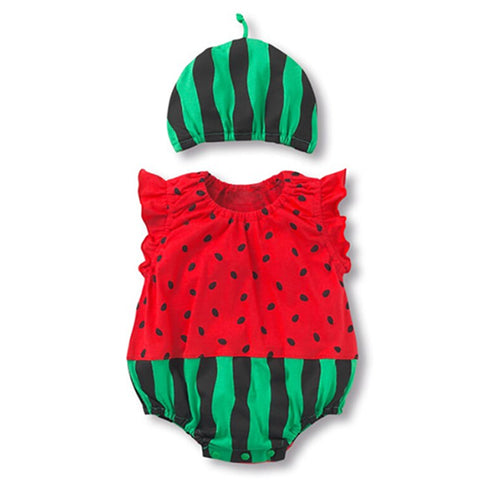 Baby Costume - Watermelon