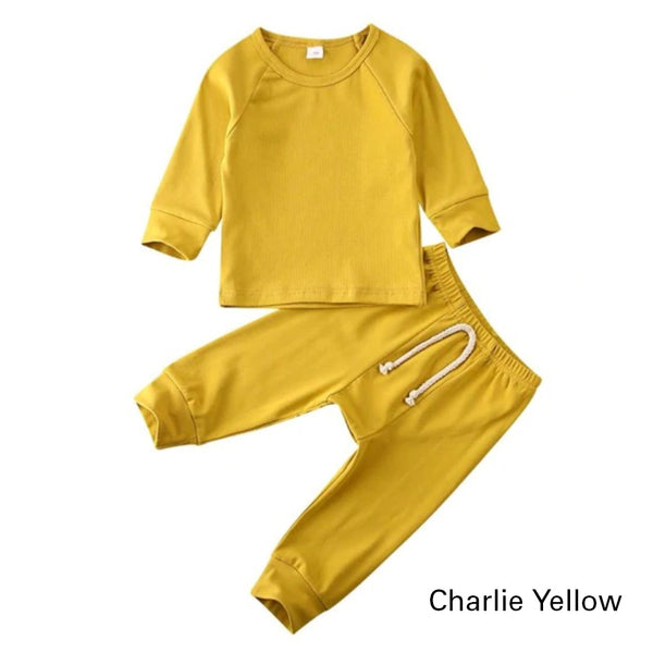 Baby Outfits - Charlie Yellow