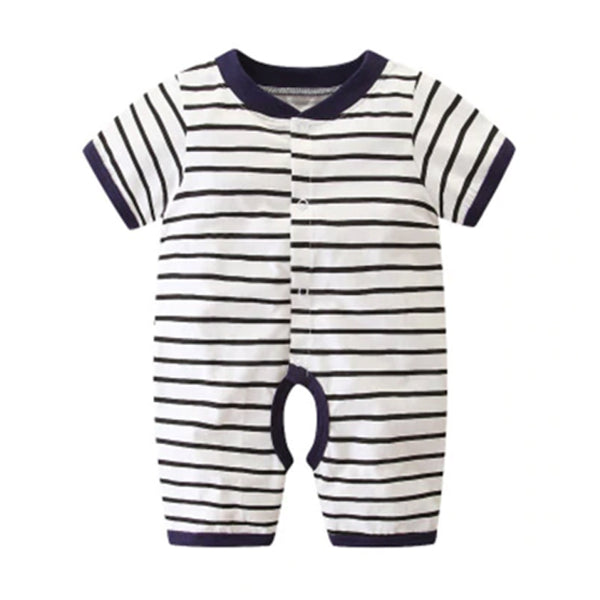 Crawling Baby Rompers - Stripes