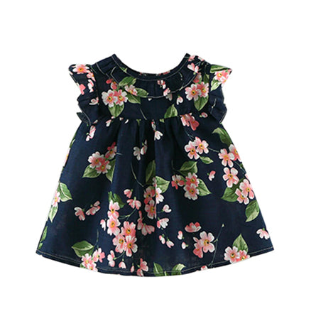 Floral Baby Dress - Jossie